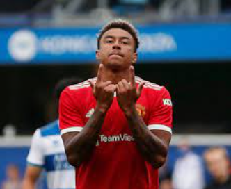 Manchester United gave Lingard a chance